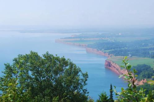 Blomidon Look Out